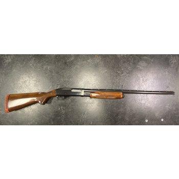 "Remington 870 Wingmaster 12ga 28"" Pump Shotgun Fixed Mod Choke"