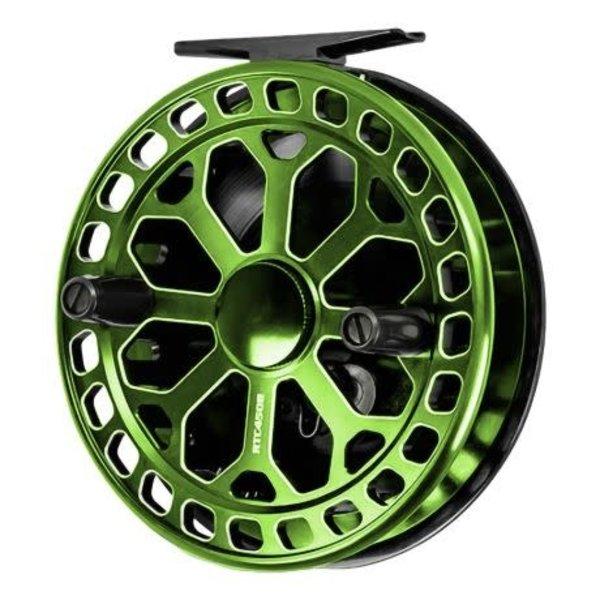 Rapala R-Type Centerpin Reel. Green