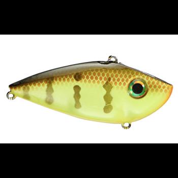 Strike King Red Eye Shad. 1/2oz Chartreuse Perch
