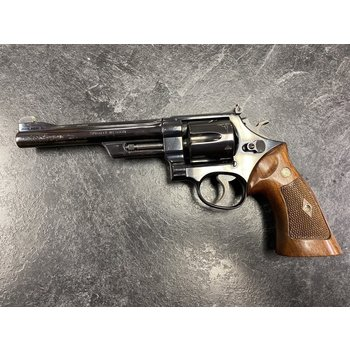 "Smith & Wesson Model 27-2 357 Mag 6.5"" Revolver"