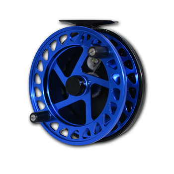 Raven Helix Centrepin Float Reel Blue/Black