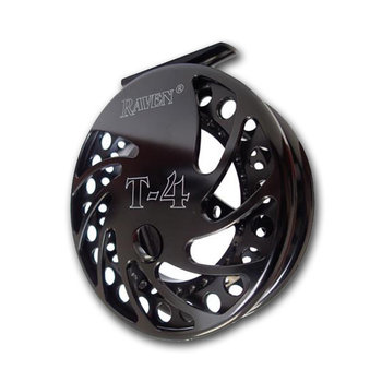 Raven T-4 Centerpin Float Reel.