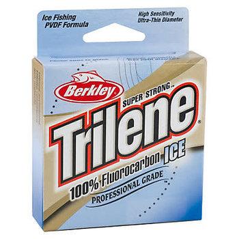 Trilene 100% Fluorocarbon Ice. 4lb 75yd