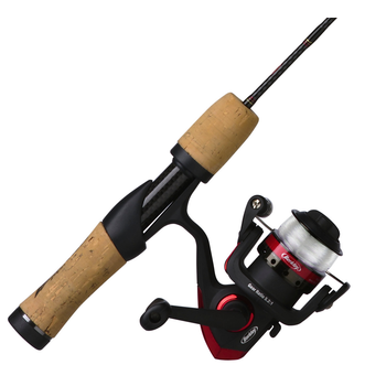 "Berkley Lightning Ice Spinning Combo. 28""ML 2-6lb"