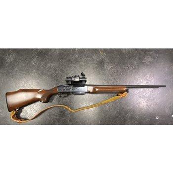 Remington 7400 30-06 Semi Auto Rifle w/Bushnell Red Dot