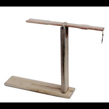 Compac Ice Balance Tip-Up Rig. Hardwood Construction