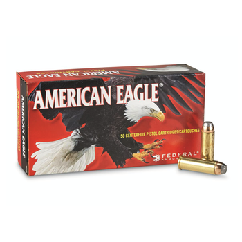 Federal 44 Rem Mag 240 Soft Point Ammo, 50 Rounds