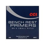 CCI CCI Bench Rest Primers BR-4 Small Rifle 100 Rounds