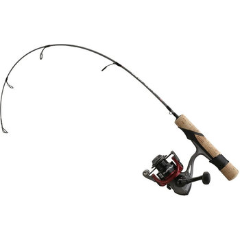 "13 Fishing Infrared Ice Combo 25""L w/Spring Tip"
