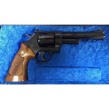 "Smith & Wesson Model 29-2 6"" 44 Rem Mag Revolver"
