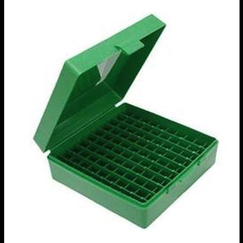 MTM Plastic Ammo Box 45 ACP Qty 100