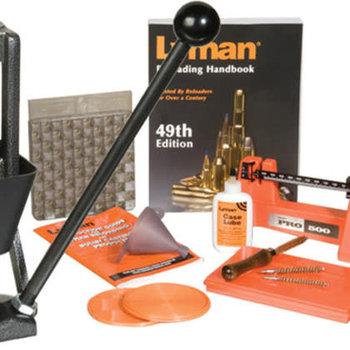 Lyman Crusher Pro Reloading Kit