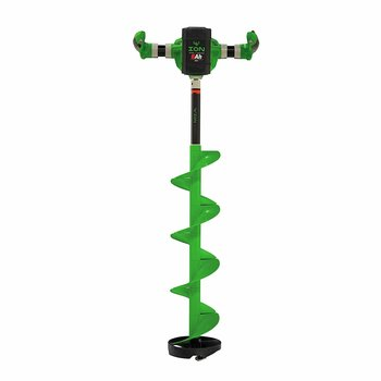 "Eskimo Ion G2 8"" Power Auger w/6Amp Battery"