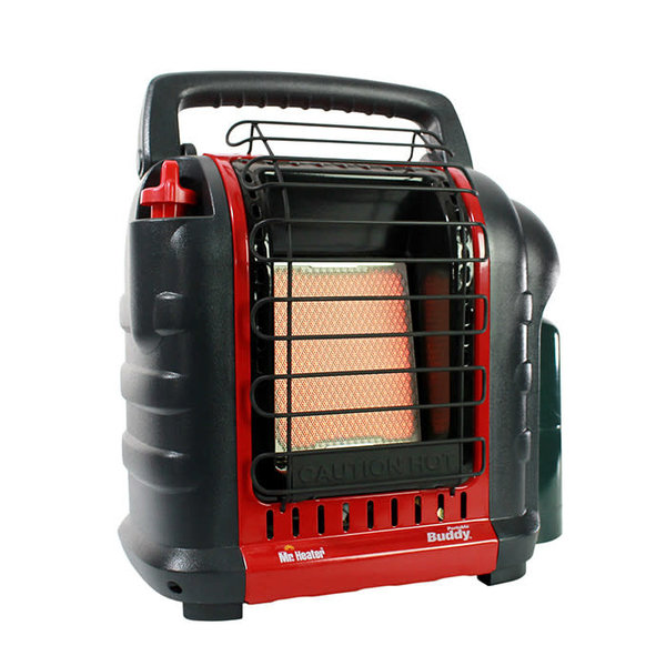 Mr Heater Portable Buddy Heater. 4000-9000 BTU/HR