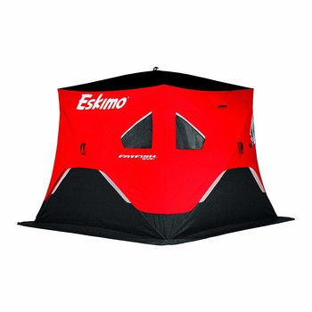 Eskimo FatFish 949i Pop-Up Insulated Portable Ice Shelter. 3-4 Man
