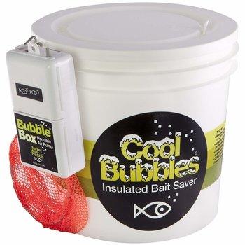 Marine Metal Products Cool Bubbles Bucket Pump & Net Kit