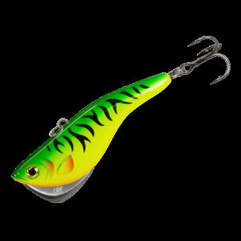 """Kamooki Smart Fish Green Tiger. 2.5"""" 5/16oz"""