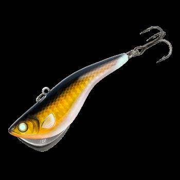"Kamooki Smart Fish Walleye. 2.5"" 5/16oz"
