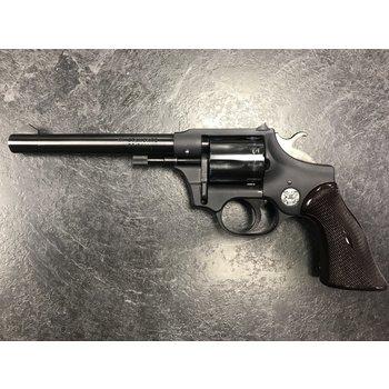 "High Standard Sentinel R-103 22 LR 6"" 9 Shot Revolver"