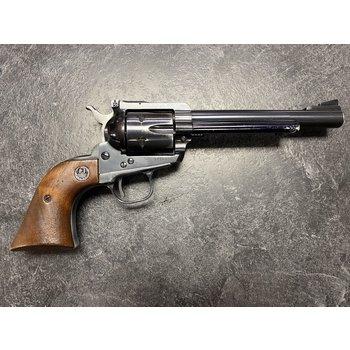 "Ruger Blackhawk 357 Mag 6.5"" 3 Screw Revolver"