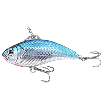 Euro Tackle Z-Viber 5/8oz Blue Chrome