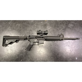 DPMS Panther Arms A-15 5.56 w/Colt Upper & Bushnell Elite Tactical Red Dot