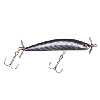 Berkley Spy 1/4oz Purple Bullet (SlowSink)