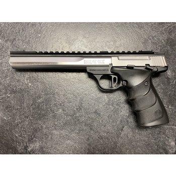"Browning Buckmark Contour Stainless URX, 22 LR  7 1/4"" BBL Semi Auto Pistol w/2 Mags"