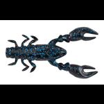 "PowerBait The Champ Craw 3.5"" Black Blue Flake 6-pk"