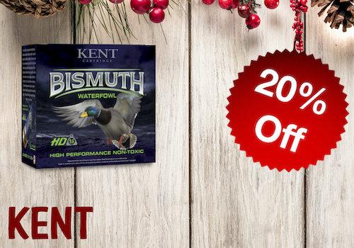 Kent Bismuth Ammo