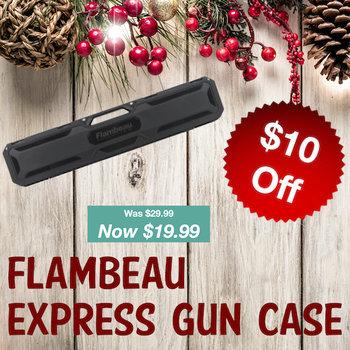 Flambeau Express Gun Case