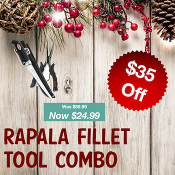 Rapala Fillet Tool Combo