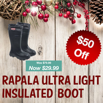 Rapala Ultra Light Insulated Boot