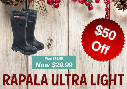 Rapala Ultra Light Insulated Boot