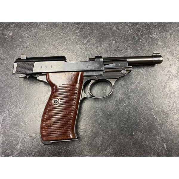 Walther P38 9mm CYQ Spreewerk Semi Auto Pistol