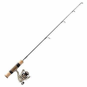 "13 Fishing Microtech Walleye 28""M Ice Combo"