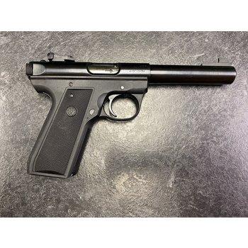 Ruger 22/45 Mark III Target 22 LR Sem i Auto Pistol w/2 mags