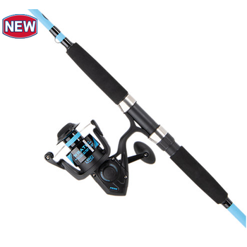 Penn Wrath 7'ML Spinning Combo. 2-pc 8-12lb