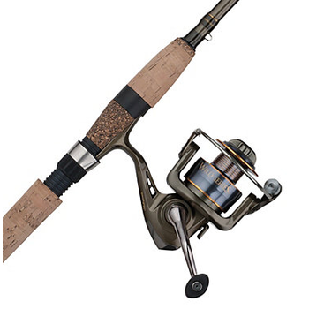 Shakespeare Wild Series 9'ML Spinning Combo. 2-pc