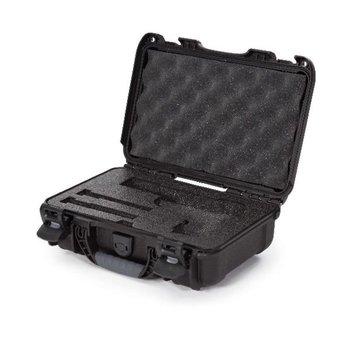 Nanuk 909 Case w/ Foam Insert for Classic Pistol, Black 909-CLASG1