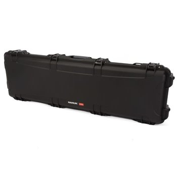 Nanuk 995 Waterproof Professional Gun Case with Foam for Rifle, Black, Long 995-1001