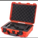 Nanuk 910 Glock® 2 Up Pistol Case Orange 910-GLOCK3
