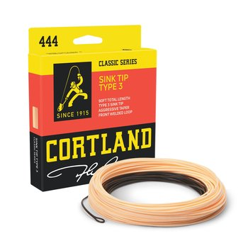 Cortland Classic 444 Sink Tip Type3 WF7S/F