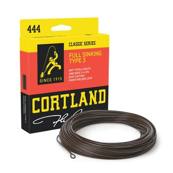 Cortland Classic 444 Full Sink Type3 WF6S