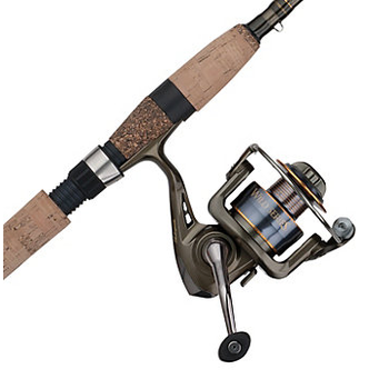 Shakespeare Wild Series 6'6M Spinning Combo. 2-pc