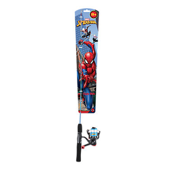Shakespeare Ugly Stik Marvel Spiderman Spinning Combo