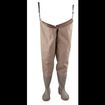 Hodgman Mackenzie Cleated Hip Bootfoot Size 10