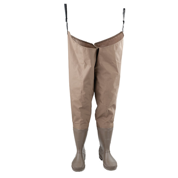 Hodgman Mackenzie Cleated Hip Bootfoot Size 11