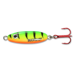 Northland UV Buck-Shot Rattle Spoon. 1/4oz Fire Tiger