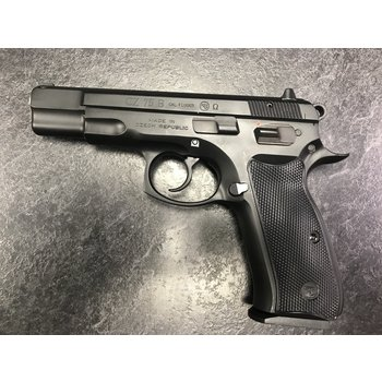 CZ 75B Omega 9mm Luger w/Case & 2 Magazines